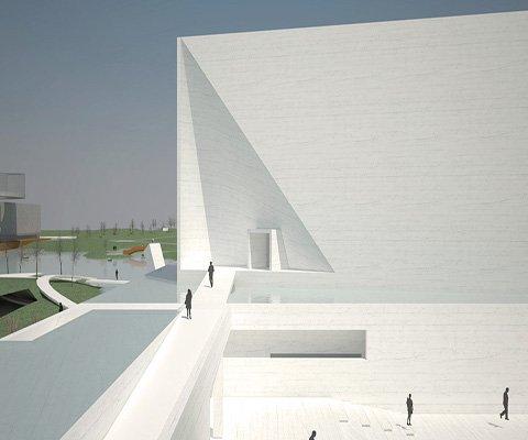 谢子龙影像艺术馆工程中央空调安装项目