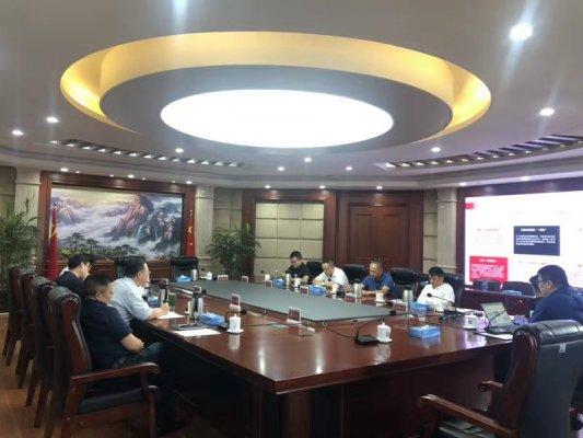 董事长陶佳宏、常务副总项鑫率合作企业一行分别出访浏阳、衡阳等地进行考察座谈